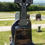 Tall Celtic Cross