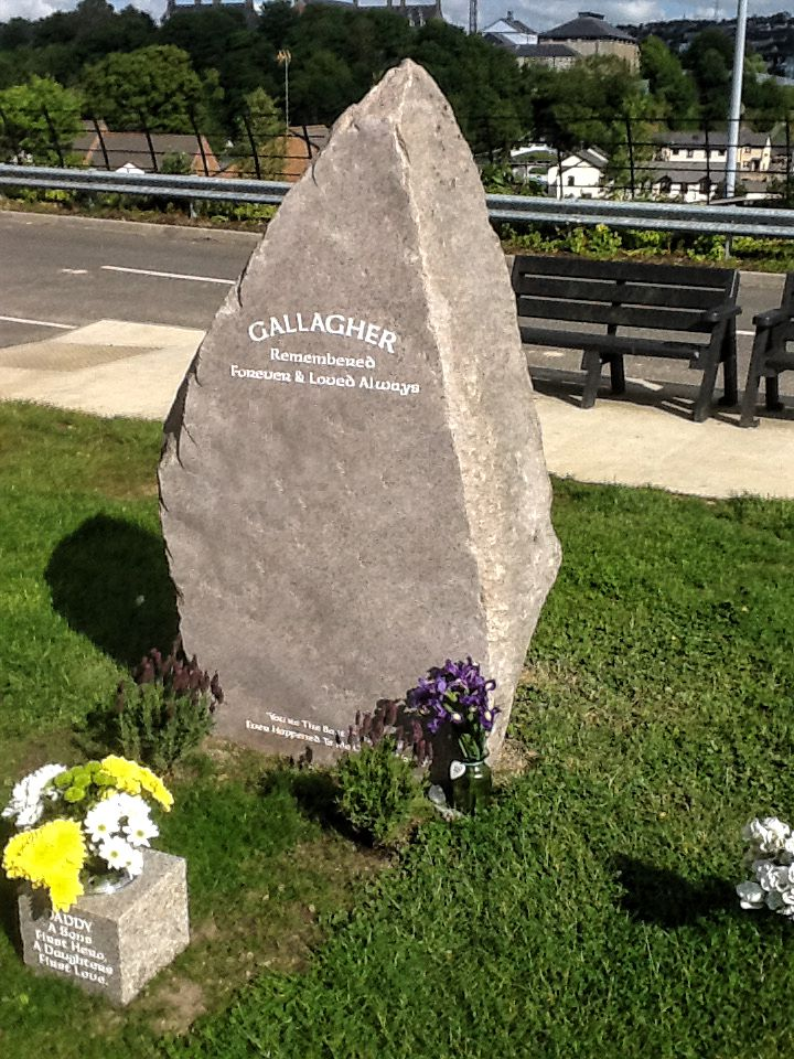 Natural Cut Stone Devlin Memorials Headstones Donegal