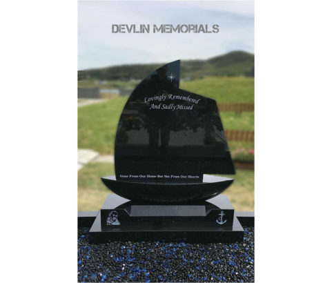 New custom designed memorial